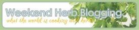 Weekend Herb Blogging Logo